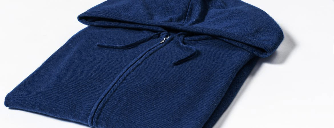 pure cashmere mens hoodie