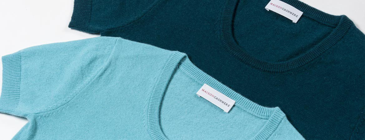 short sleeve sweater color